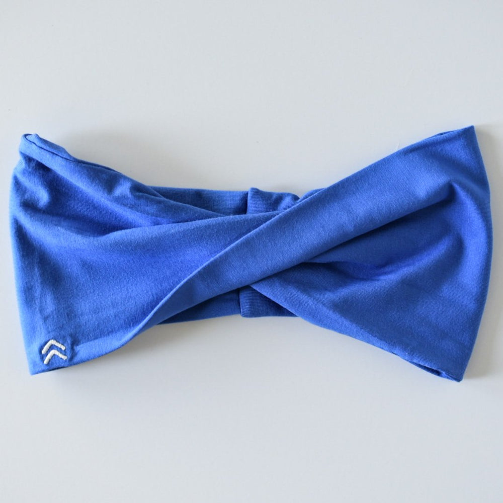 Twist Headband | Kailani Blue