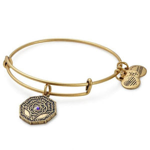 Bridesmaid Charm Bangle | Gold