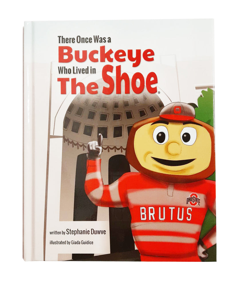 There Once Was A Buckeye Who Lived In The Shoe