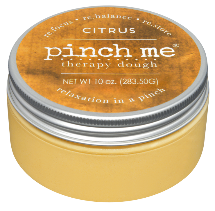 Pinch Me Therapy Dough | Citrus