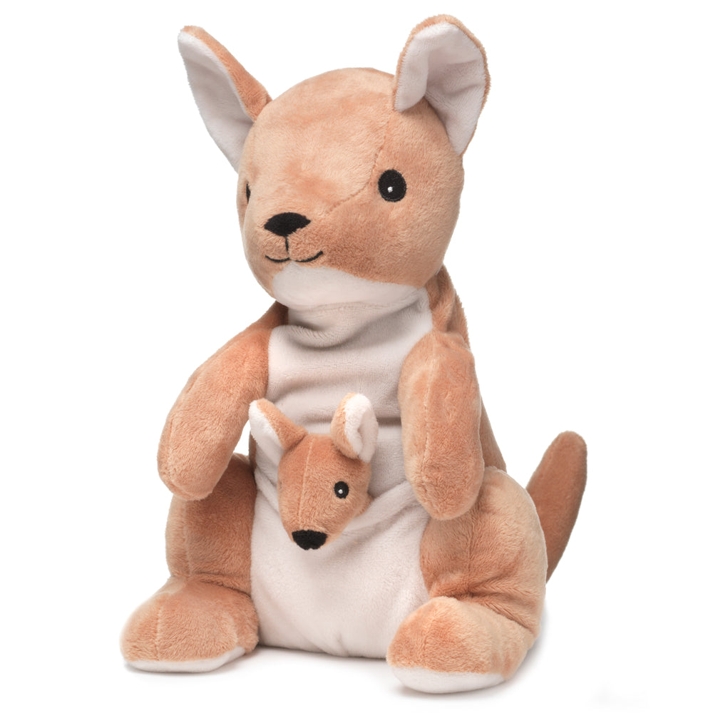 Warmies® Cozy Plush Kangaroo