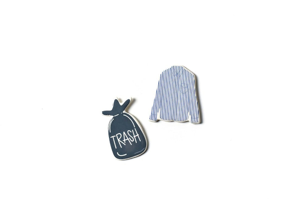Trash and Laundry Chore Calendar Magnets Set