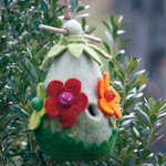 Friendly Flower Birdhouse
