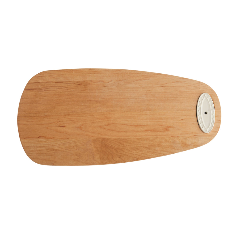 NEW Nora Fleming Maple Tasting Board