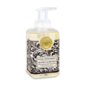 Foaming Hand Soap | Honey Almond