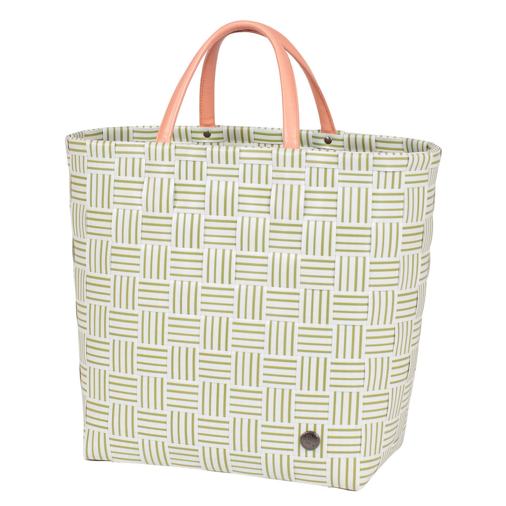 Handed By Joy Recycled Tote | Olive