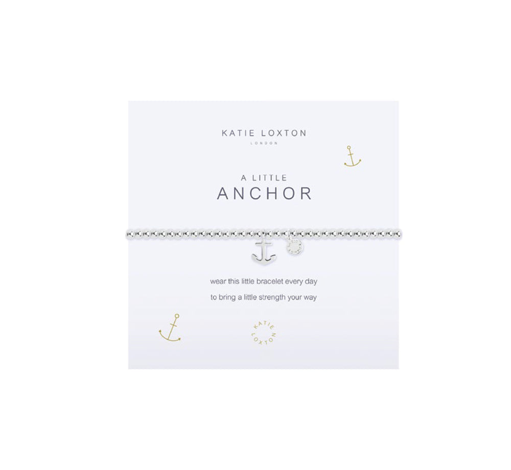A Little Anchor Bracelet