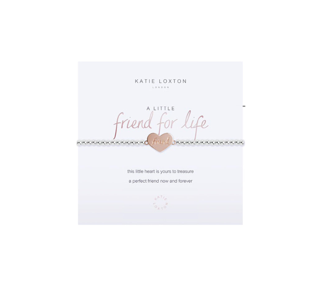 A Little Friend for Life Bracelet