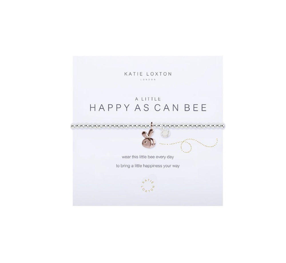 A Little Happy as Can Bee Bracelet