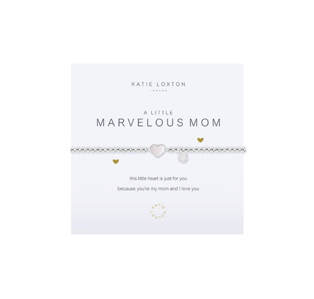A Little Marvelous Mom Bracelet