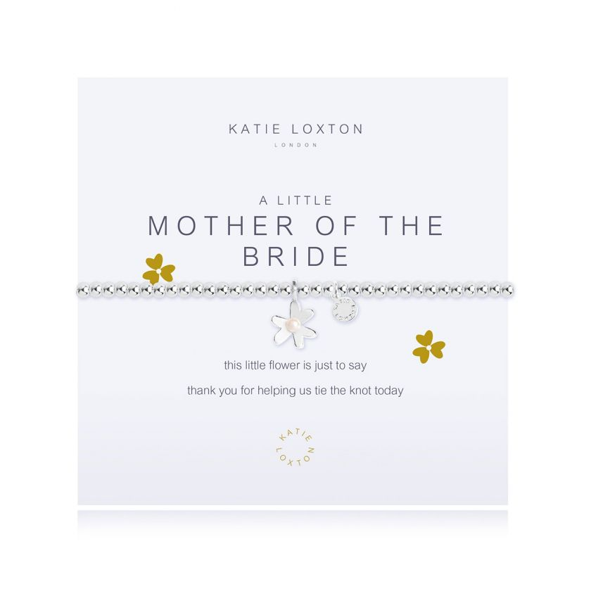 A Little Mother of the Bride Bracelet