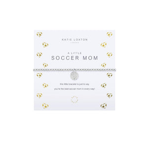 A Little Soccer Mom Bracelet