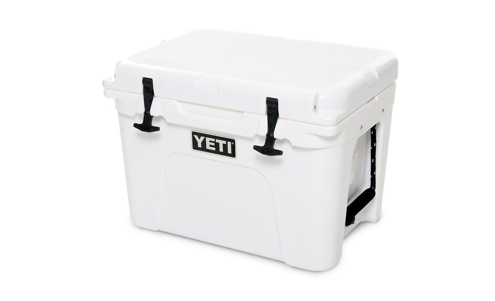 YETI Tundra 35 Hard Cooler | White
