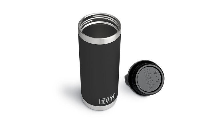 YETI Rambler 18oz Bottle: Black