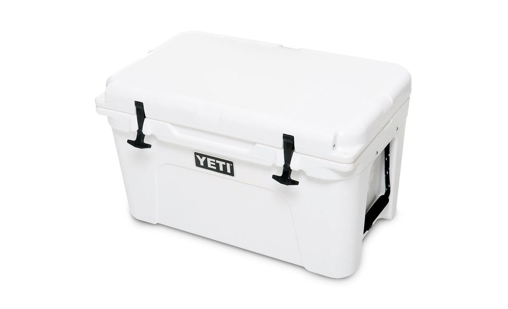 YETI Tundra 45 Hard Cooler | White