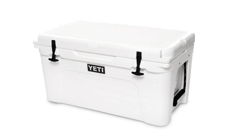 YETI Tundra 65 Hard Cooler | White