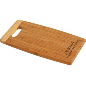 Long Bamboo Cutting Board