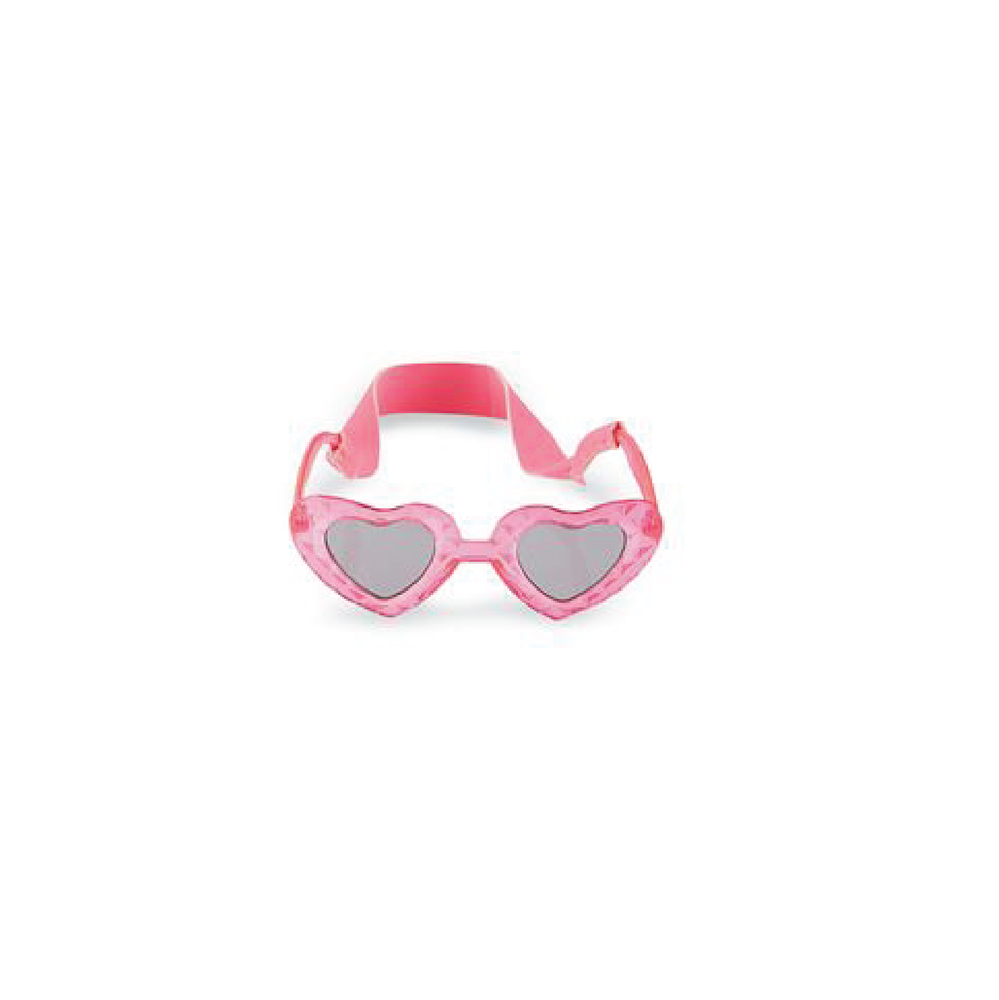 Girl Sunglasses | Pink Heart