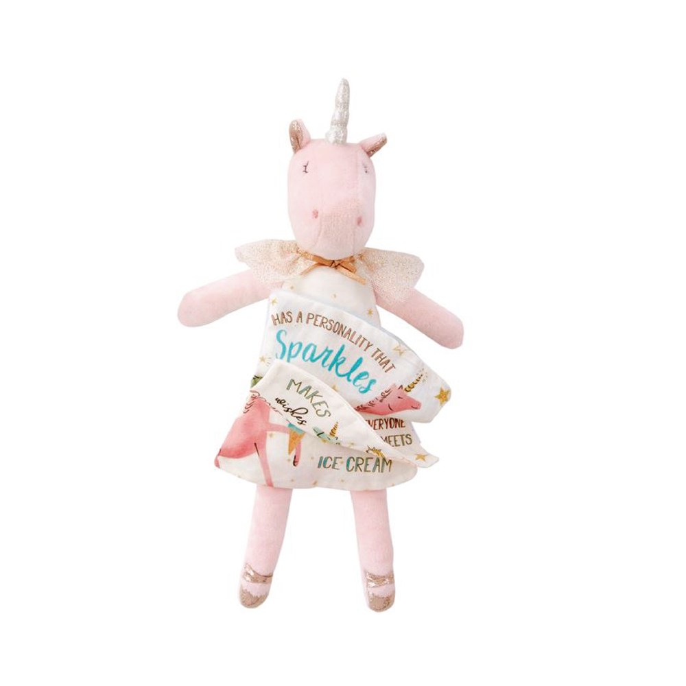 Unicorn Reading Pal | Pink