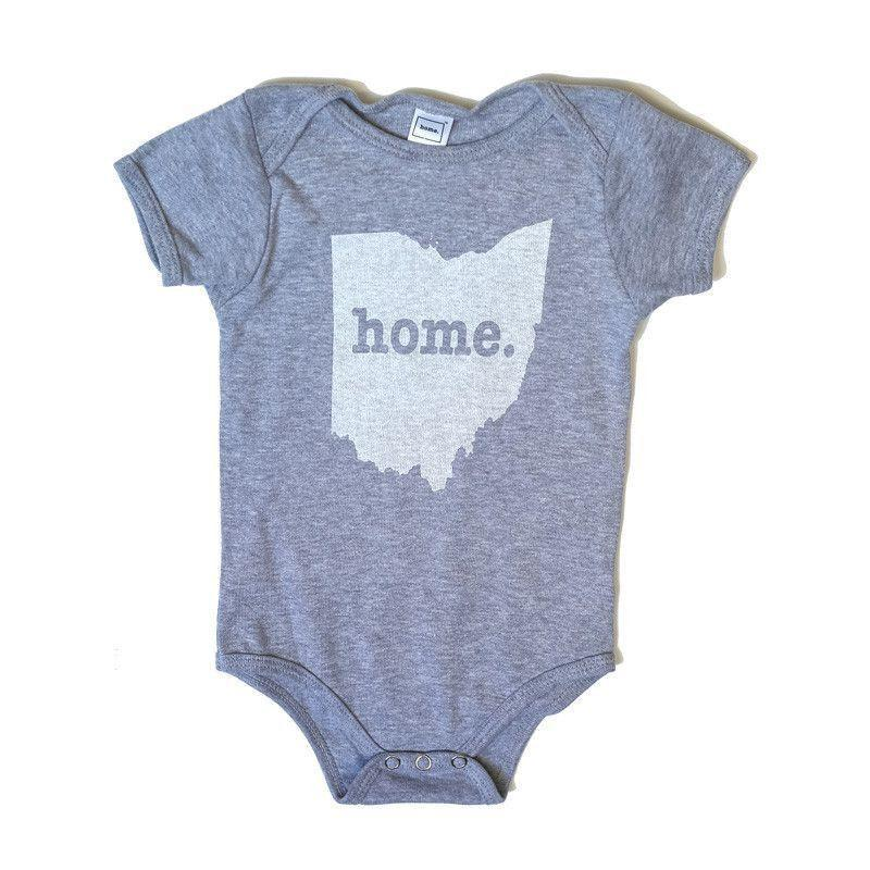 Ohio Home T Onesie