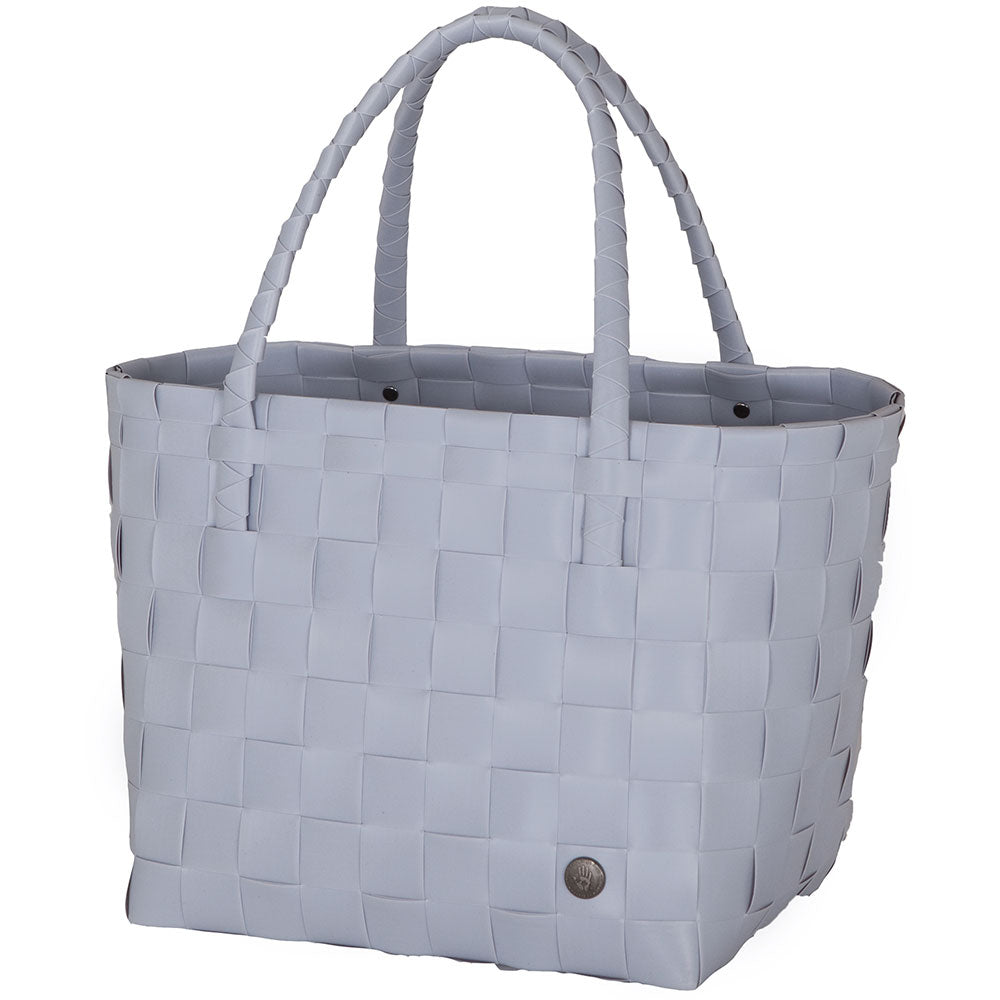 Handed By Paris Recycled Tote | Oyster