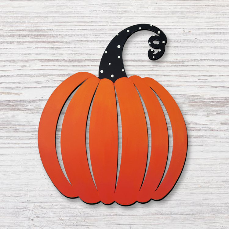 Pumpkin Magnet - Wall Art