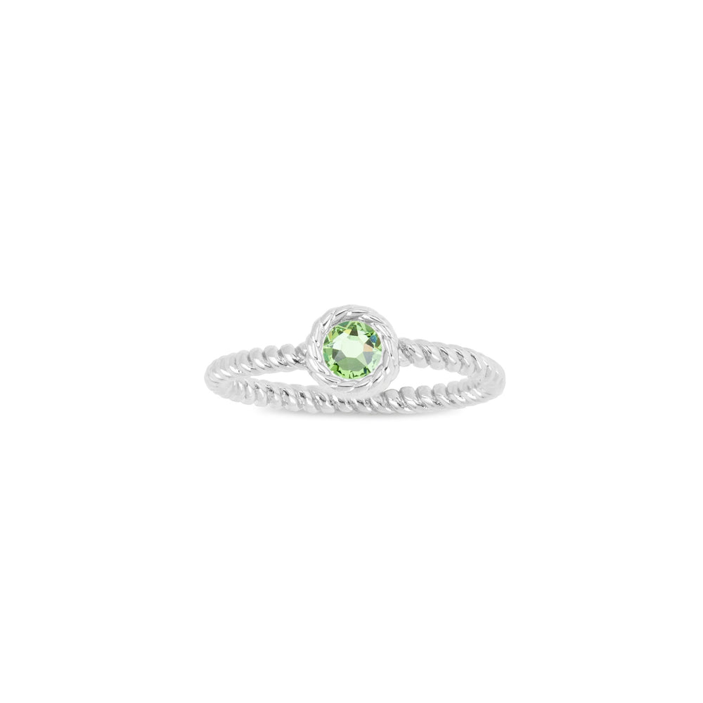 Birthstone Ring August
