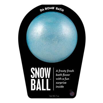 Snow Ball Bath Bomb