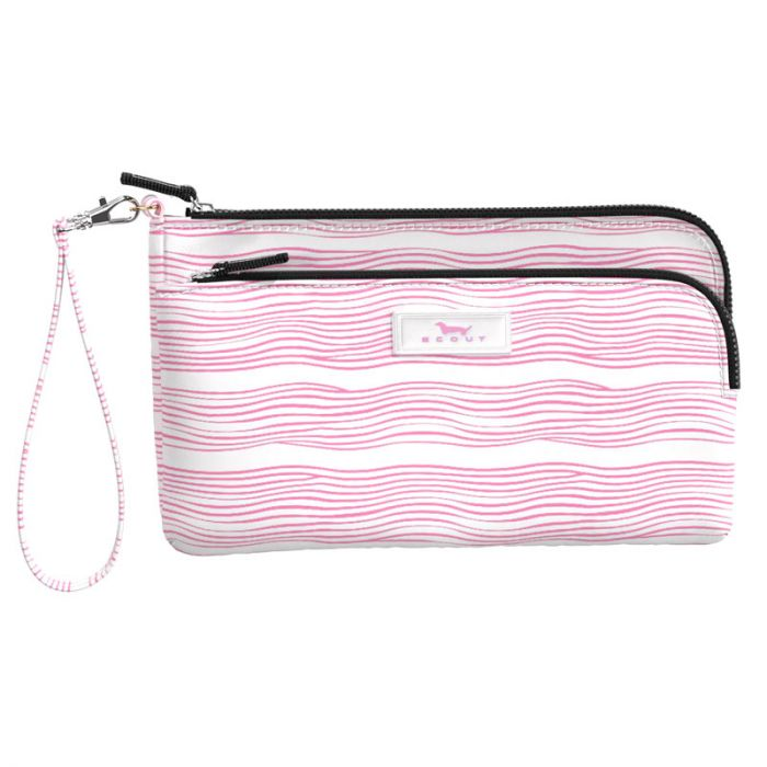 Kelly Wristlet | Wavy Love