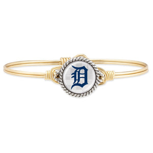 Detroit Tigers Bangle Bracelet