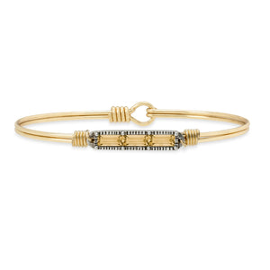 Mini Hudson Bangle Bracelet in Autumn