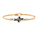 Eternal Cross Bangle Bracelet