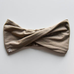 Twist Headband | Sandstone