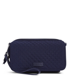 RFID All In One Crossbody | Classic Navy