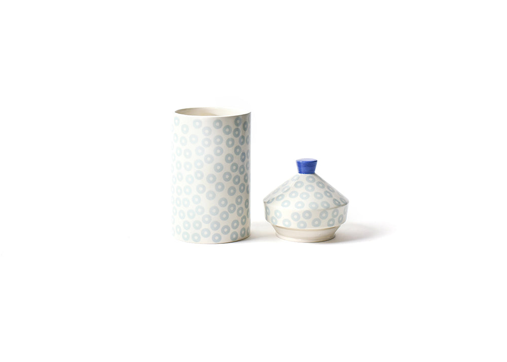Wedgewood Pip Small Round Canister