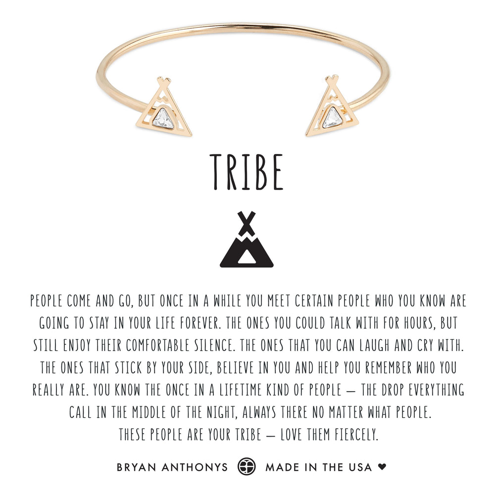 Tribe Friendship Cuff