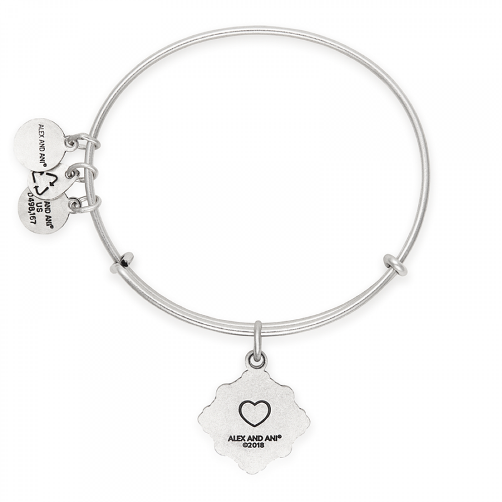 Mom Because I Love You Charm Bangle