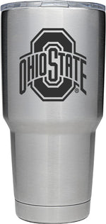 YETI Stainless Collegiate Rambler 30oz Tumbler: Ohio State University