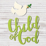 Child Of God Magnet