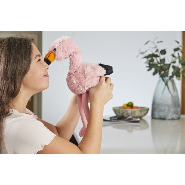 Warmies® Cozy Plush Flamingo