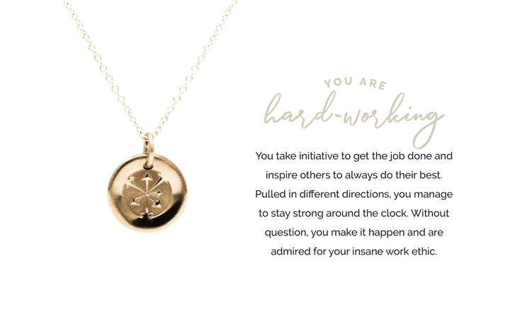 Necklace | Hard-Working