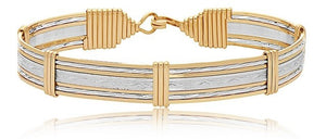 Wide Inner Beauty Bracelet
