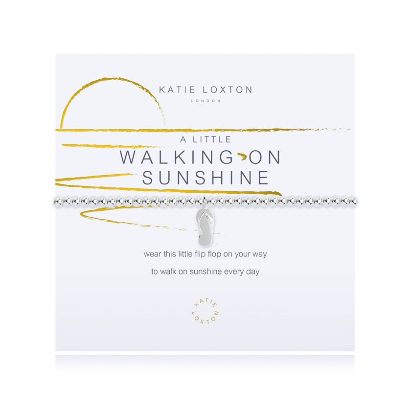 A Little Walking On Sunshine Bracelet