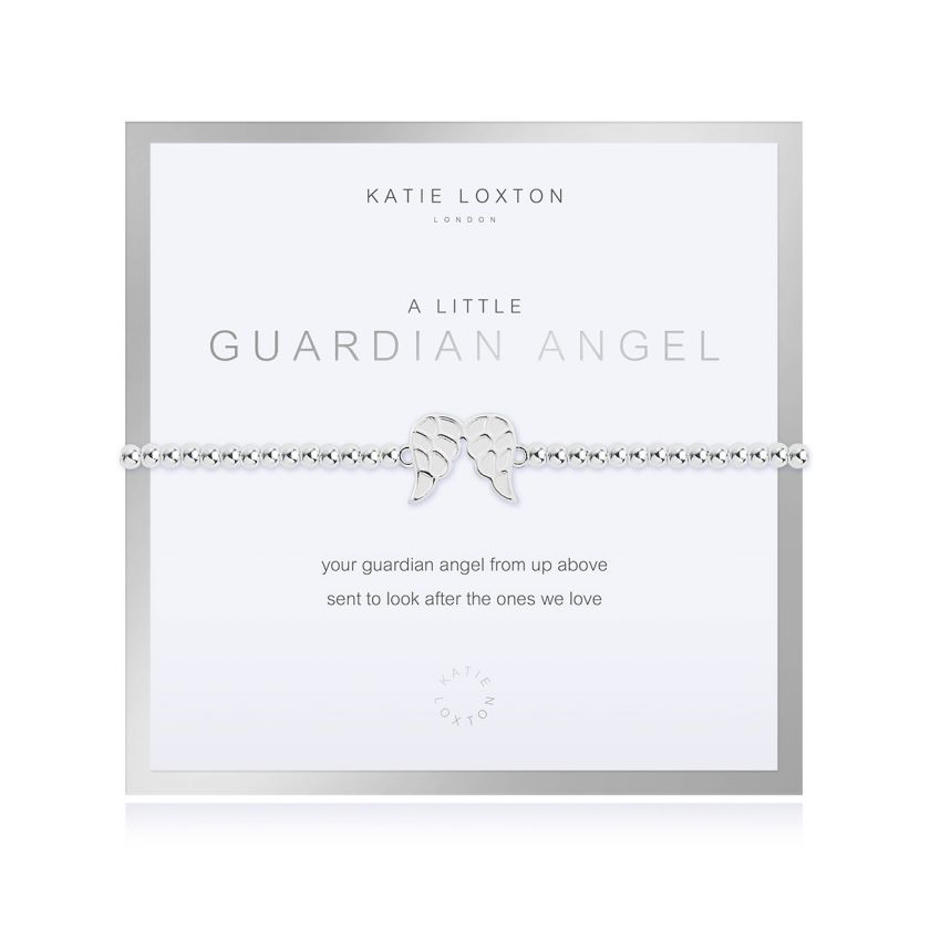 Beautifully Boxed A Little Guardian Angel Bracelet
