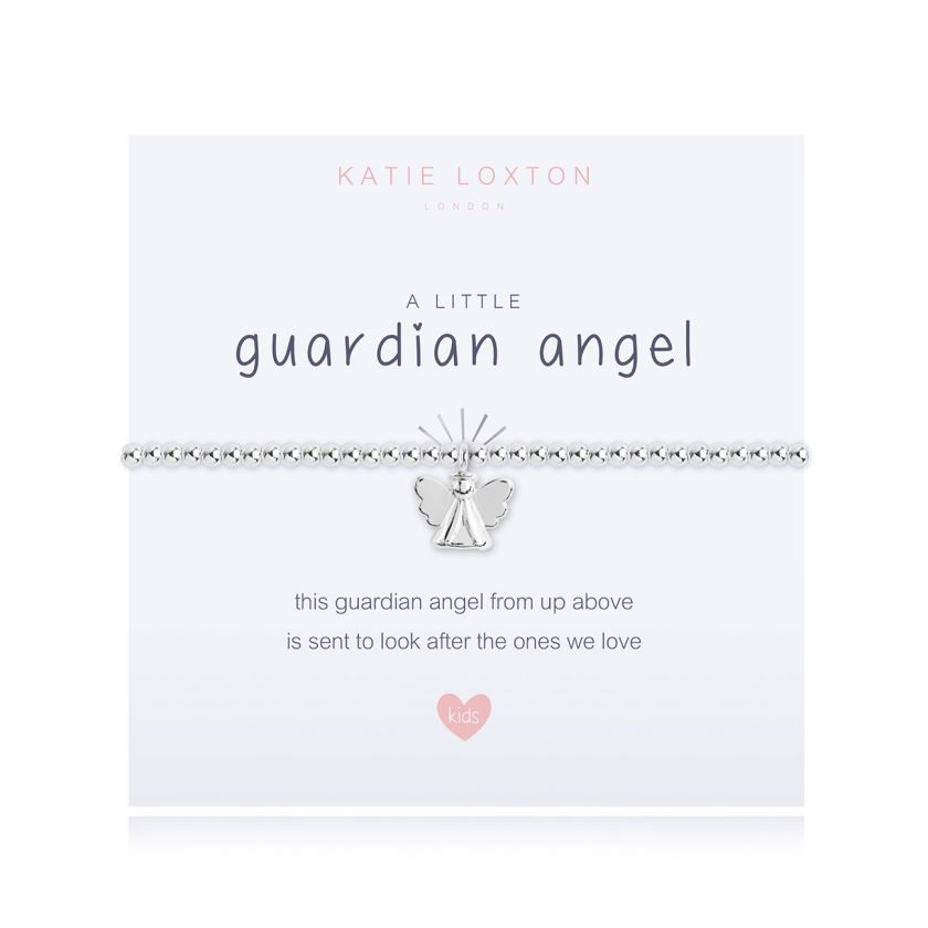 A Little Guardian Angel Bracelet