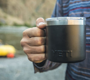 Rambler 14oz Mug: Black