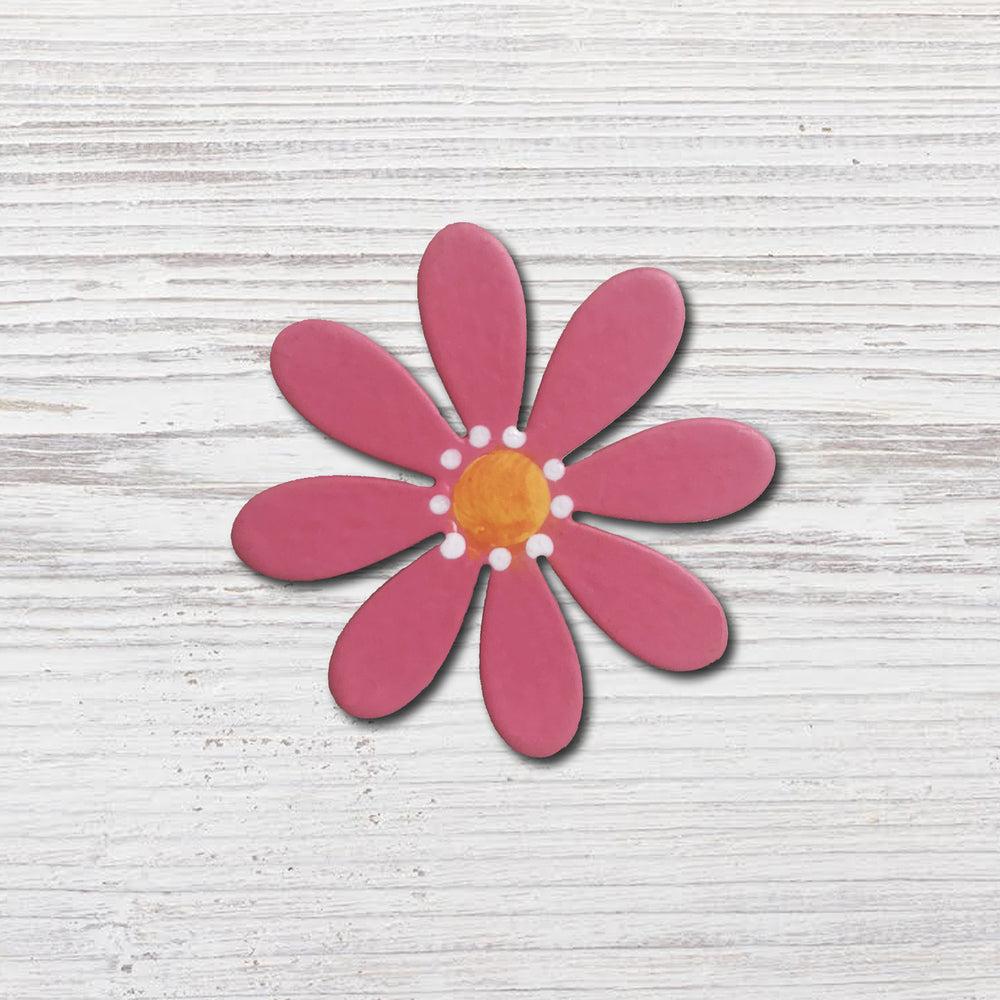 Flower Magnet | Dainty Pink