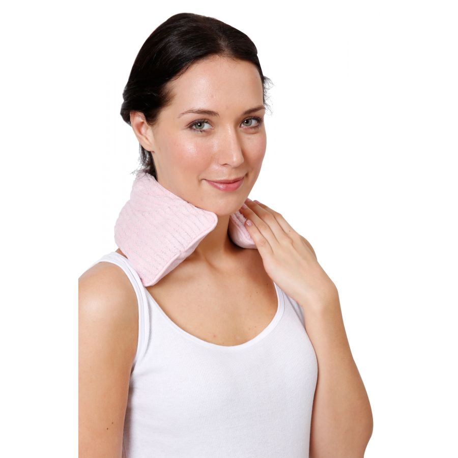Spa Therapy Hot-Paks® Neck Wrap Pink