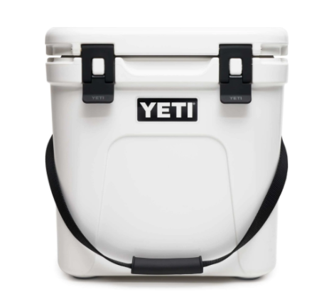 YETI Roadie 24 Hard Cooler | White