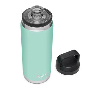 YETI Rambler 26oz Bottle: Seafoam